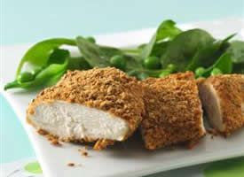 Dijon Parmesan Chicken Breasts