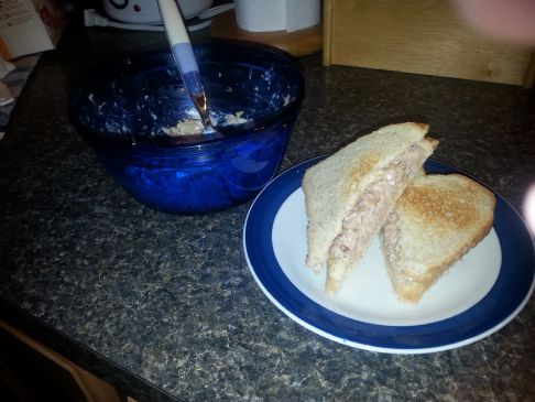 Tuna Sandwich Spread