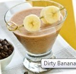 Dirty Banana (from Dole.com/bananas)