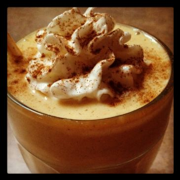 Vanilla Pumpkin Protein Shake