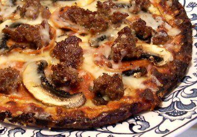CHEESE CRUST PIZZA