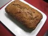 Low Fat Applesauce Bread