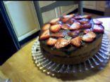 strawberry paradise cake