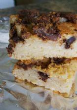 Chocolate Chunk Ricotta Cake
