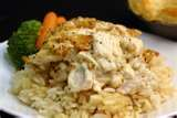 Southren Chicken Casserole 
