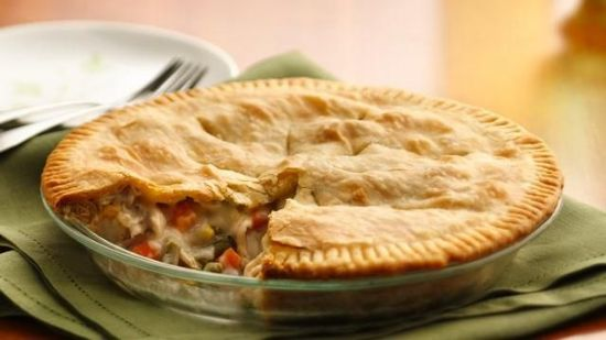 Chicken (or Turkey) Pot Pie