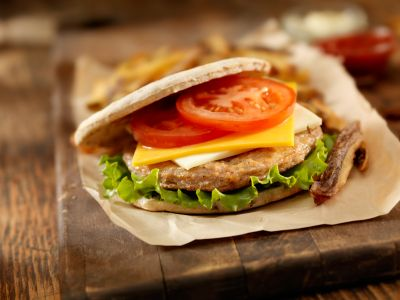 Jeff's Ultimate Turkey Burger Recipe