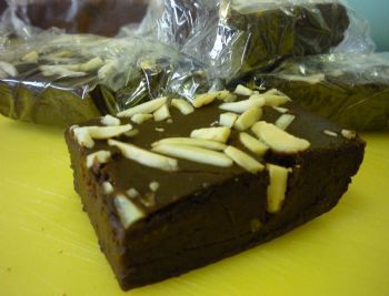Healthy Fudgy Brownies