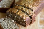 Low-Fat Banana Oatmeal Bread
