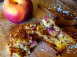 Peach Kissed Coconut Oatmeal Muffins