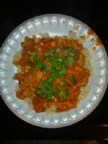 Simple Crawfish Etoufee