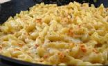 Butternut Squash mac `n Cheese