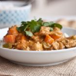 Crockpot coconut chicken