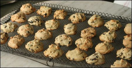 Irish Soda Bread Cookies