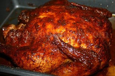 Low Carb Sticky Chicken