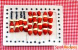 Flag Kebabs (Fruity Fourth of July Skewers)