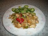 Orzo Chicken Risotto