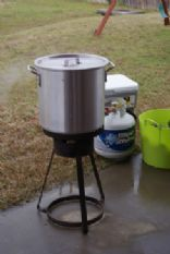 Beaufort Boil Party ~ Let's Have A Party!