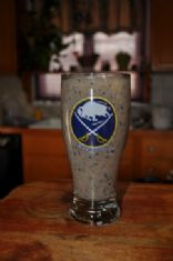 Blueberry Banana Smoothie with Chia Seeds