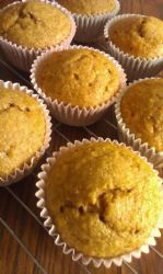 Low Calorie Low Fat Banana Oat Muffin