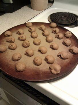 SPICY Molasses Cookie Bites