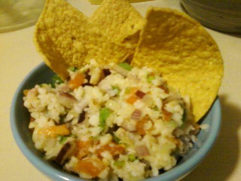 Fish Salsa