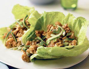 JillyBee's Famous Lettuce Wraps