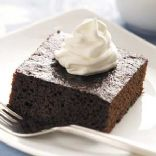 Old-Fashioned Molasses Cake Recipe-from Taste of Home