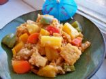 Hawaiian Stir Fry without Rice