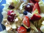 Jo's Summer berry salad