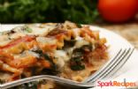 Low-Fat Spinach Lasagna