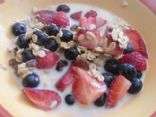 Leann's Favorite Breakfast Muesli