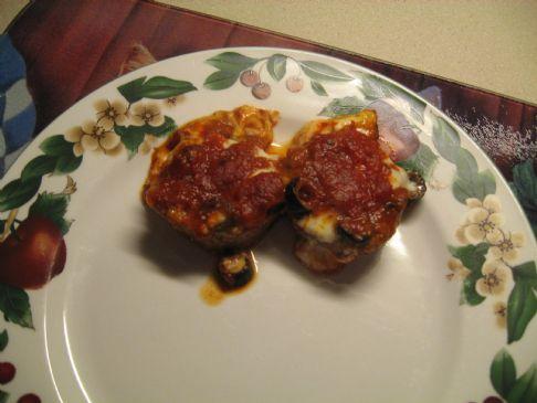 Italian Stuffed Meatballs