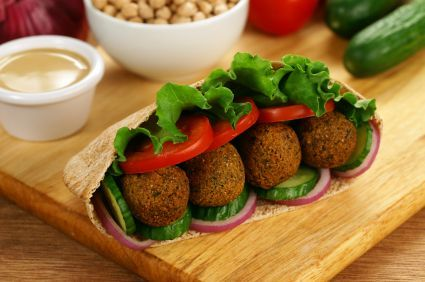 MAKEOVER: Stepf's Baked Falafel (by WECHANN)