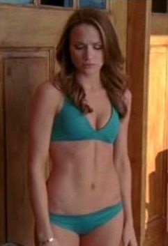 Shantel VanSanten weight lose