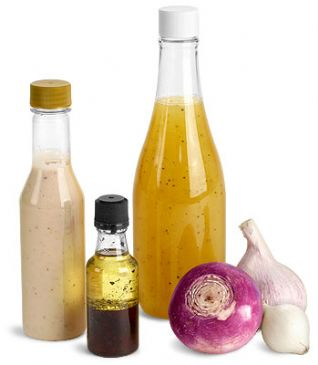 Home made garlic dressing