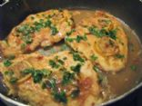 Tyler Florences Chicken Francese - from WEBMD