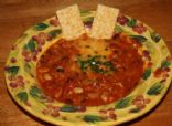Turkey Italian Sausage and Chorizo Chili