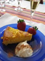 Andalucian Orange and Almond Torte