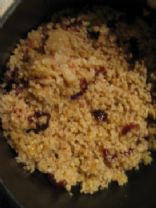 Bulger Wheat with Dried Cranberries