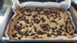 Jenha's GF Peanut Butter Chocolate Chip Cookie Bars
