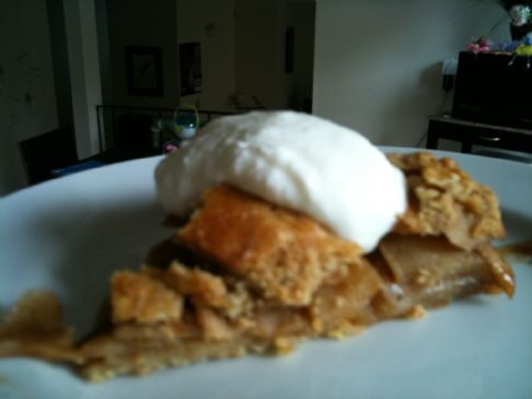 Apple Pie for Breakfast