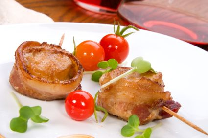 Rumaki (Tangy Bacon-Wrapped Water Chestnuts)