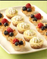 Lemon-Berry Tartlets