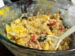 Berry Breakfast Grain Salad