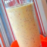 Mango-Peach Smoothie (Moons)