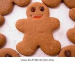 Quick and Easy Gingerbreadmen