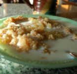 Applesauce Oatmeal