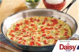 Red Pepper Frittata from Daisy Brand