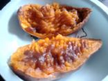 Sweet Potato with Maple Apple Butter